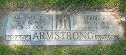 Verdie K Armstrong