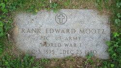 Frank Edward Mootz