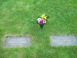 Betty Jane <i>Olson</i> Kiner