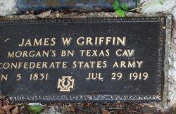 Rev James Washington Griffin