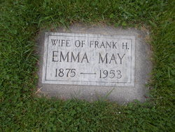 Emma May <i>Poindexter</i> Cooney