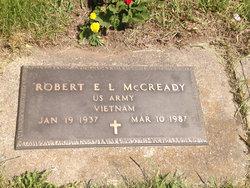 Robert Edward Louis Bob McCready