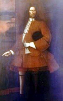 Col Pieter Philipse Schuyler