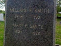 Mrs Mary Frances <i>Ward</i> Smith