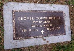 Grover Corbie Borden