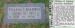 William Thomas Baldwin
