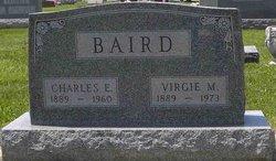 Virgie May <i>Jordan</i> Baird