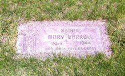 Mary <i>Hedderman</i> Carroll