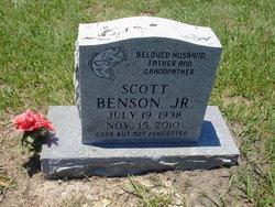 Scott Benson, Jr
