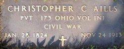Christopher Crittian Aills