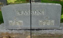 Herbert Eric Wasson