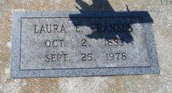 Laura Ella <i>Rustad</i> Fransen