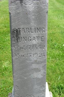 Starling Hungate