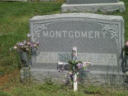 Nannie Florence <i>Wade</i> Montgomery