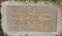 Milton Carl Berg