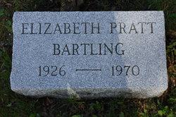 Elizabeth <i>Pratt</i> Bartling