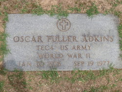 Oscar Fuller Adkins