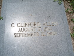 C. Clifford Allen