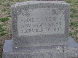 Addie G Trickett