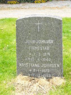 John Johnsen Finnestad