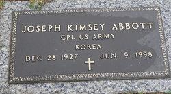 Joseph Kimsey Joe Abbott