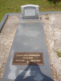 Lamar Ben Middleton