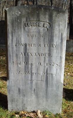Louise Emily Alexander
