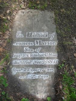 Francis Marion Moon