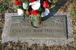 Cynthia Ann <i>Delong</i> Delong