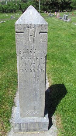 Eliza Jane <i>Sparks</i> Parker