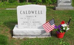 Jacqueline Frances <i>Murphy</i> Caldwell