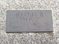 Martha Belle <i>Pierson</i> Leeper