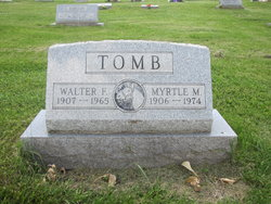 Walter Frederick Tomb