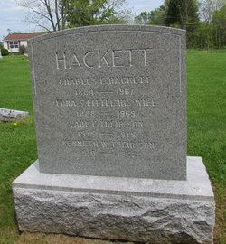 Lona S <i>Little</i> Hackett