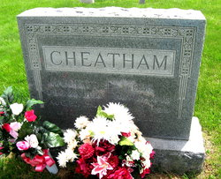Harriet Ann <i>Curtsinger</i> Cheatham