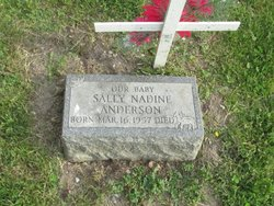 Sally Nadine Anderson