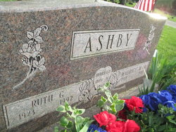 Ruth Gladys Ashby