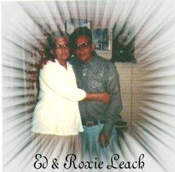 Roxie <i>Wright</i> Leach