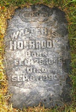 Walter Scott Holbrook