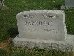 Reberta <i>Steck</i> Barkdoll