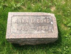 Anna C Bond