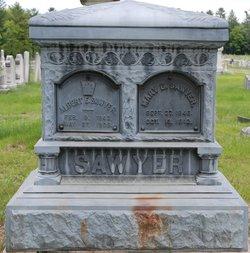 Mary Eliza <i>Verrill</i> Sawyer