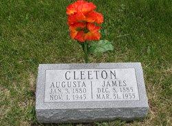 Bertha Augusta <i>Sorge</i> Cleeton
