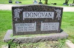 Ardith A <i>Lochner</i> Donovan