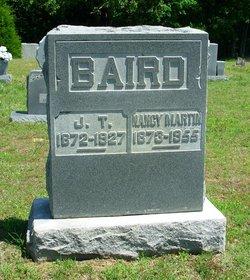 Nancy C. Nannie <i>Martin</i> Baird