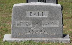 Ada Clorinda <i>Kern</i> Ball