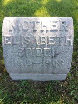 Elisabeth <i>Putman</i> Spidel