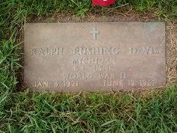 Ralph Rushing Davis