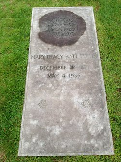 Mary Tracy <i>Batt</i> Ferrin