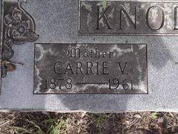 Carrie Viola <i>Sherfick</i> Knoles